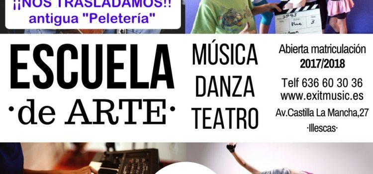 Vuelta al Cole: Escuela de Música, Teatro y Danza en Illescas